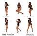 Verocity - Nikki Pose Set