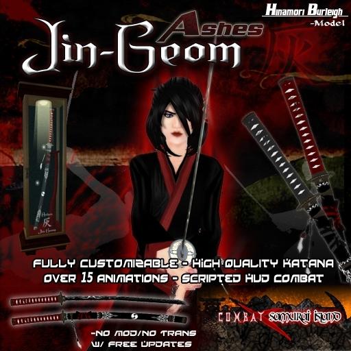 Ashes Jin-Geom