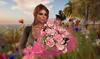 CJ Valentine Roses Bouquet pink - copy