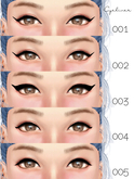 *DEMO* :cosmerie: Eyeliner(6DOO HUCI)