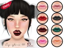 :cosmerie: Lips_01(6DOO HUCI)