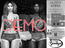 GIMBYA:  Outfit Amma DEMO
