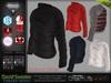 David Fatpack Male Mens Top Sweater - Mesh - TMP, Adam, Slink, Aesthetic, Signature - FashionNatic