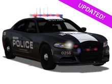 Agent/Civilian/Police Multipack - Law Enforcement Police Cruiser