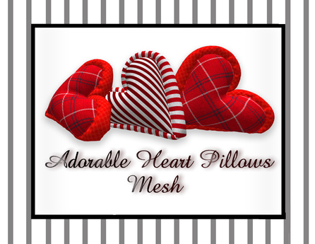Pat A Kake Valentine Pillows