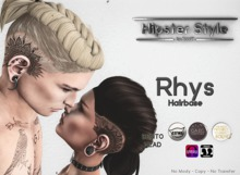 [Hipster Style] Rhys Hairbase DEMO
