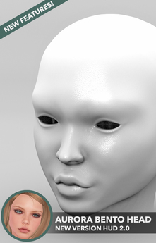 [AK] Aurora Bento Head Vers. 2.6 + Animation HUD
