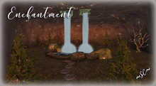 ~SD~ Enchantment Cave w/Waterfall/Cave Pond