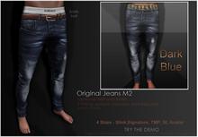 <kalback> Original Jeans M2_Dark Blue