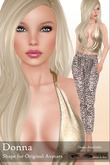 Donna Shape by Anna for Classic Avatars