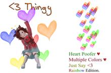 {SH} <3 thingy (Rainbow Edition)
