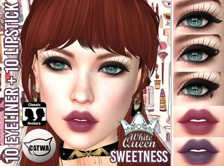 ::White Queen :: Sweetness - catwa