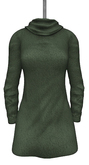 DE Designs - Mandy Sweater Dress - Forest