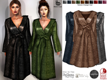 Bens Boutique - Melon Coat - Hud Driven