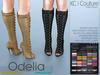 -KC- ODELIA BOOTS / MAITREYA, BELLEZA, SLINK, MESHPROJECT, TONIC