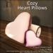 [DDD] Cozy Heart Pillows (PG) - Texture Change Cuddle Spot