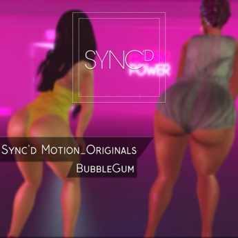 Sync'd Motion__Originals - Bubblegum Pack