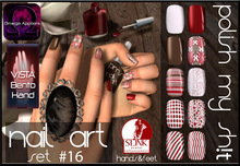 PMS - Nail Art - Set #1
