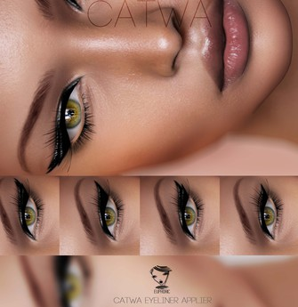 .euphoric ~ Drew Eyeliner Applier ~[Catwa]