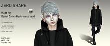 [ x ] Stitches [ x ] Shiro CATWA Daniel Bento Shape