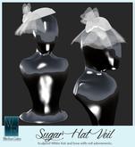 WRC Sugar Hat Veil