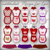 Graffitiwear Recipe for Love Fatpack