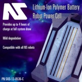 NS Lithium-Ion Polymer Battery