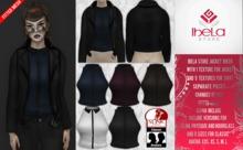 Ibela Store - Jacket  & Shirt Biker with HUD (W/O Shirt)