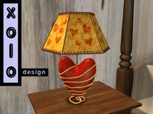 Valentine Lamps