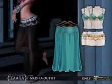 Zaara : Nadira harem set (maitreya) *turquoise*