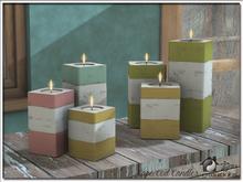 Cape Cod Color Change Candles