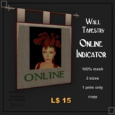 Medieval Tapestry - Online Indicator