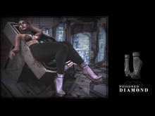 (Poisoned Diamond) Exo Platform  (BLACK)