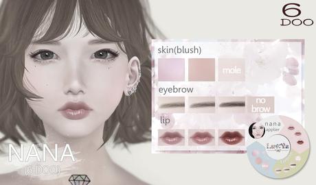 [Luv:Ya]  NANA skin DEMO (for 6DOO)
