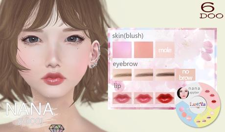[Luv:Ya] NANA skin applier (for 6DOO)