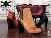 Elvira :: Ankle Boots :: 10 Colors :: {kokoia}