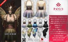 Daju & Ibela Line Fantasy - Steampunk Fairy