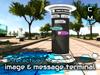 solares >> Image & Message Terminal