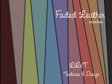 :: LiReT :: Faded Leather Textures
