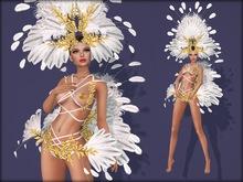 Boudoir - Samba De Janeiro White