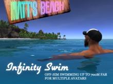 Infinity Swim - Swim and dive OFF-SIM!