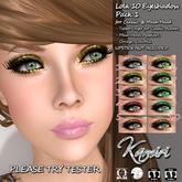 + Kamiri + Lola Eyeshadow WERABLE TESTER (ADD ME)