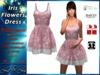 La&Li   Iris Flowers Dress
