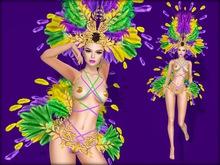 Boudoir - Samba De Janeiro Mardi Gras