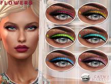 *Birth* 3rd Gen Eye Makeup - Flowers - All Sets DEMOS