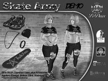LeDoux Skate Army Female DEMO