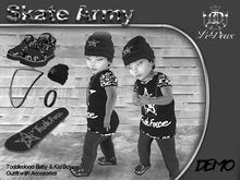 LeDoux Skate Army TD Boy DEMO