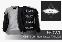 Howl - CHEN bombers jacket [DEMO]