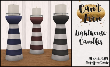 Can't Even - Lighthouse Candles