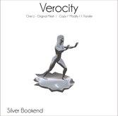 Verocity - Silver Bookend